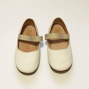 Zara ballet flats size 6 ( 22)